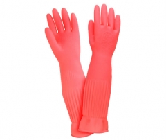 """22"""" Long Cuff Household Rubber Gloves"""