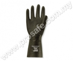 Ansell Flocklined Neoprene Gloves
