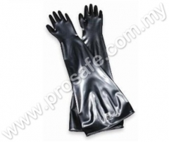 NORTH Butyl Dry Box / Isolator Gloves