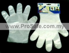 PE Disposable Glove (Pack)