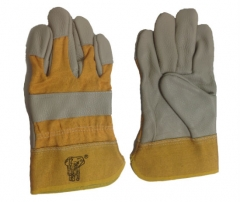 10.5 Inch Semi Split Furniture Working Gloves