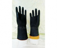 35cm/45cm Neoprene Chemical Resistant Gloves