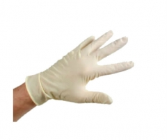 "9"" Latex Gloves - Powdered"