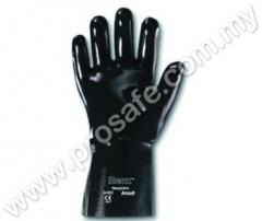 "Ansell Neox 18"" Neoprene Coated Gloves"