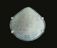 FFP1 Face Mask (Cup Style, Black Filter Paper)