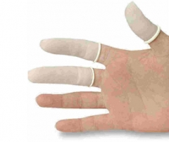 Finger Cots (Ordinary White)