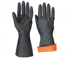 45 cm Neoprene Chemical Resistant Gloves